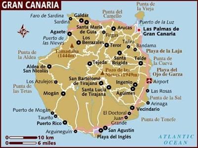 Gran Canaria 283 44 2013 Arkeologi Konst Och Kultur